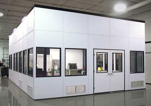 What are modular cleanrooms